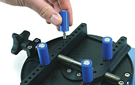 Orbis is ideal as a simple, portable closure torque tester