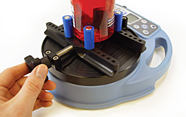 Tornado is ideal as a versatile, portable closure torque tester