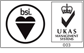 BSI and UKAS ISO